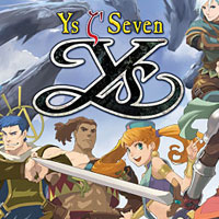 Game Ys Seven (PSP) cover
