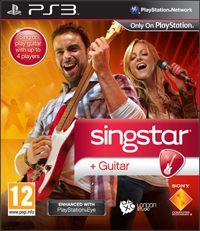 Okładka SingStar Guitar (PS3)