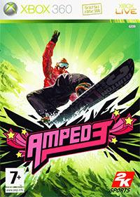 Okładka Amped 3 (X360)