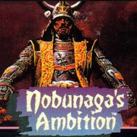 Okładka Nobunaga's Ambition (PC)