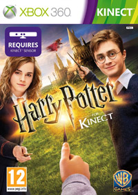 Game Box for Harry Potter for Kinect (X360)