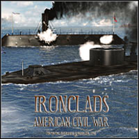 Okładka Ironclads: American Civil War (PC)