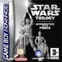 Okładka Star Wars Trilogy: Apprentice of the Force (GBA)