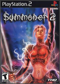 Game Box for Summoner 2 (PS2)