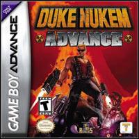 Okładka Duke Nukem Advance (GBA)