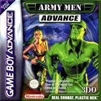 Okładka Army Men Advance (GBA)