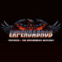 The Expendabros (PC cover