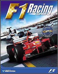 Okładka F1 Racing Championship (PC)