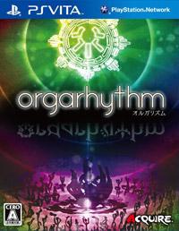Game Box for Orgarhythm (PSV)