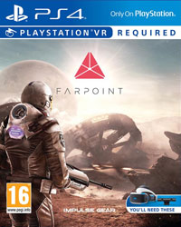 Game Box for Farpoint (PS4)