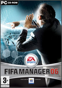 Okładka FIFA Manager 06 (PC)