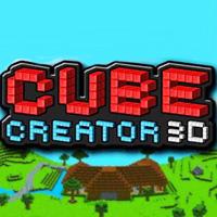 Okładka Cube Creator 3D (3DS)