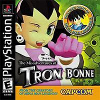 Okładka The Misadventures of Tron Bonne (PS1)