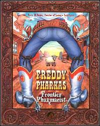 Okładka Freddy Pharkas: Frontier Pharmacist (PC)