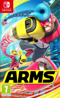 Game Arms (Switch) cover