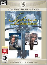 Okładka Syberia: Zlota Edycja (PC)