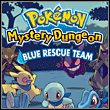 game Pokemon Mystery Dungeon: Blue Rescue Team