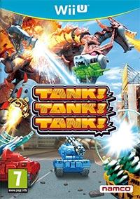 Okładka Tank! Tank! Tank! (WiiU)