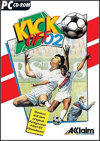Okładka Kickoff 2002 (PC)