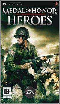 Okładka Medal of Honor: Heroes (PSP)