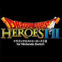Okładka Dragon Quest Heroes I & II (Switch)