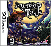 Okładka A Witch's Tale (NDS)