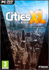 Okładka Cities XL 2011 (PC)