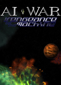 Game Box for AI War: Vengeance of the Machine (PC)