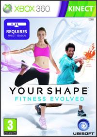 Okładka Your Shape: Fitness Evolved (X360)