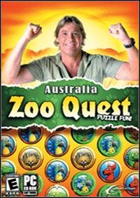 Okładka Australia Zoo Quest (PC)