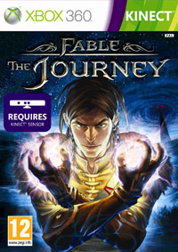 Okładka Fable: The Journey (X360)