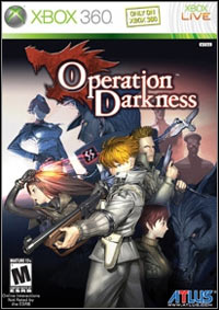 Game Box for Operation Darkness (X360)