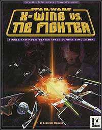 Okładka Star Wars: X-Wing vs. TIE Fighter (PC)