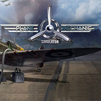 Game Box for Plane Mechanic Simulator (PC)