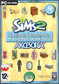 Okładka The Sims 2: Kitchen & Bath Interior Design Stuff (PC)