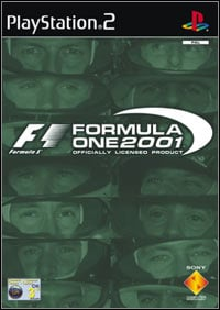 Okładka Formula One 2001 (PS2)