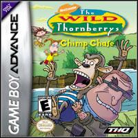 Okładka The Wild Thornberrys: Chimp Chase (GBA)