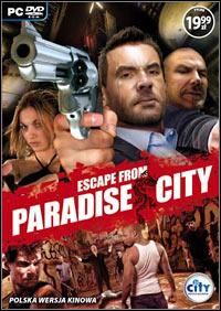 Okładka Escape from Paradise City (PC)