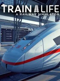 Train Life: A Railway Simulator (PC cover