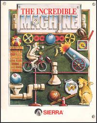 Okładka The Incredible Machine (PC)