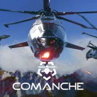 Okładka Comanche (PC)