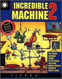 Okładka The Incredible Machine 2 (PC)