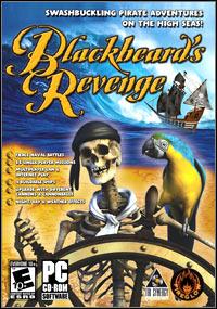 Okładka Blackbeard's Revenge (PC)