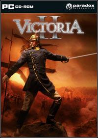 Okładka Victoria II (PC)