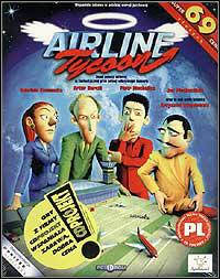 Okładka Airline Tycoon (PC)