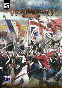Okładka Scourge of War: Waterloo (PC)