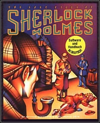 Okładka The Lost Files of Sherlock Holmes: The Case of the Serrated Scalpel (PC)
