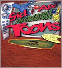 Okładka Sid & Al's Incredible Toons (PC)