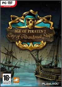 Okładka Age of Pirates II: City of Abandoned Ships (PC)
