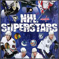 Game Box for NHL Superstars (WWW)